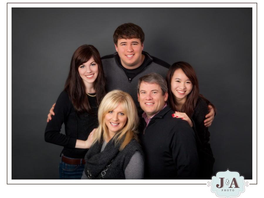 The Gresh Family