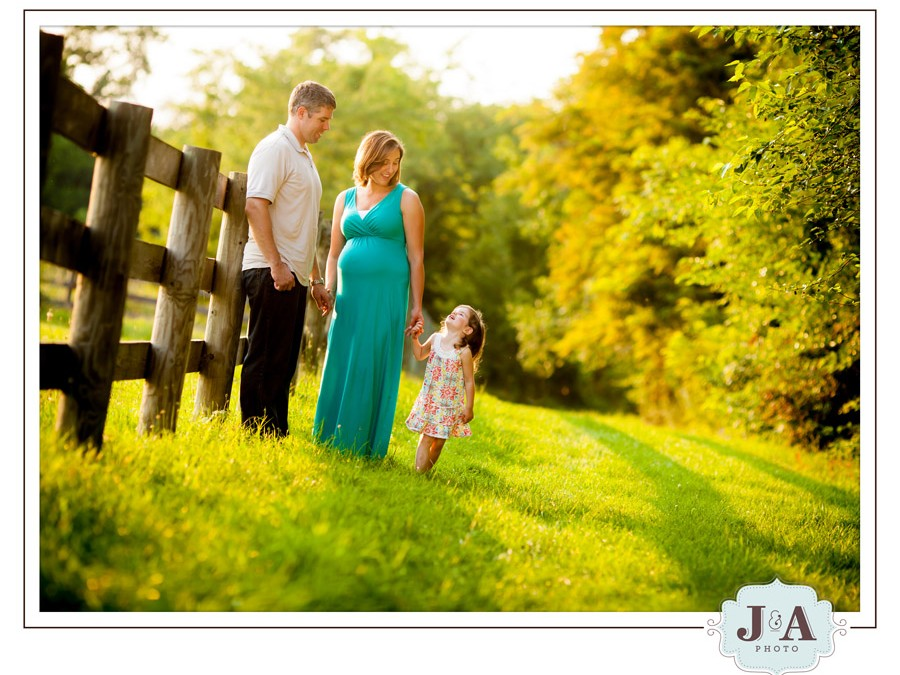 Miller Family – State College Maternity Photography