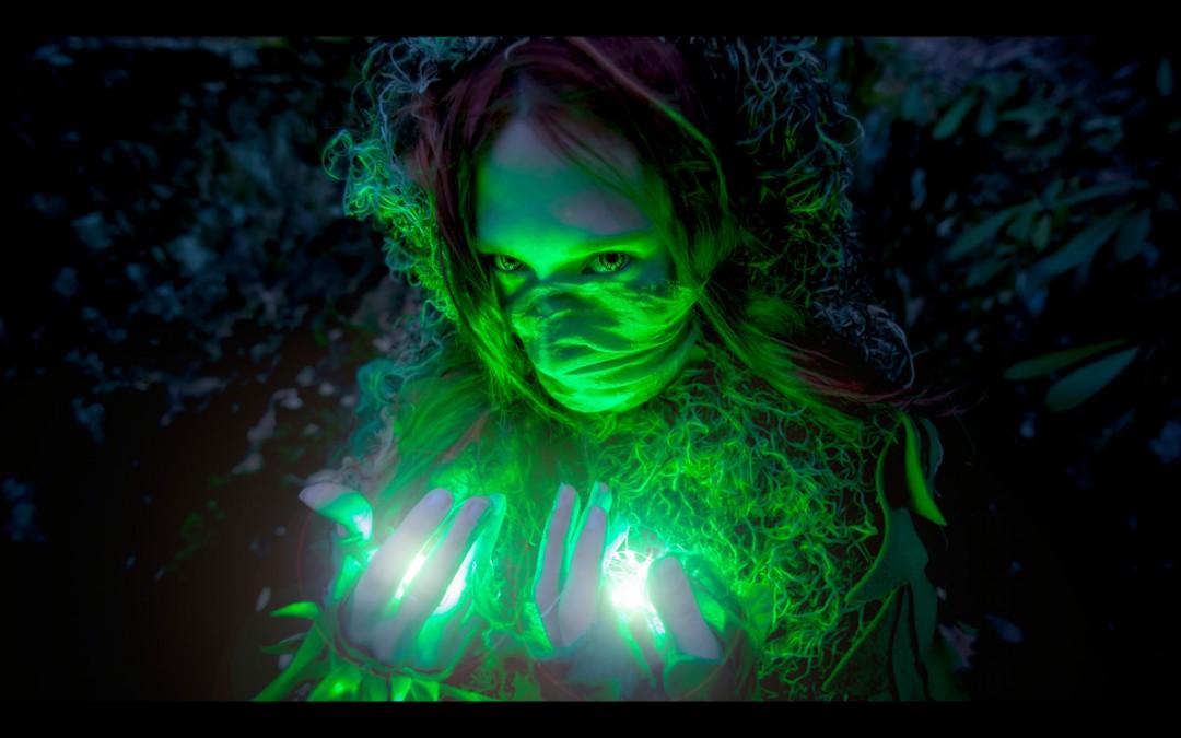 Woodland Elf Fantasy Photography