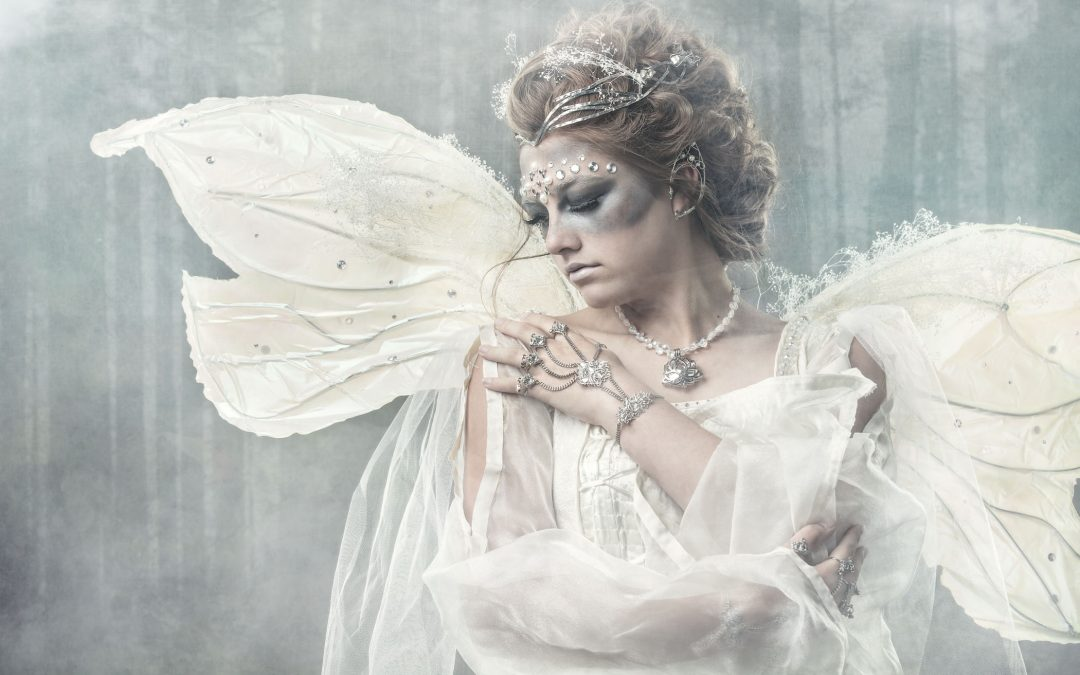 Fairy Fantasy Stylized Senior Shoot