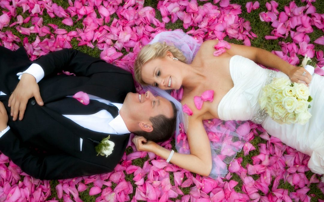 Brides Who Love Pink