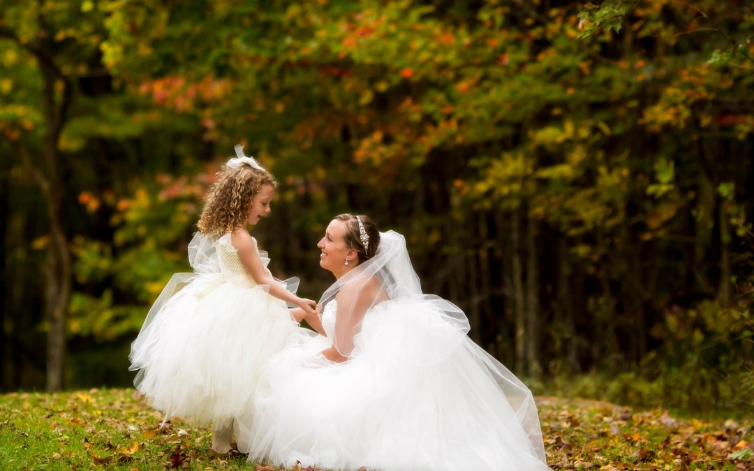 Brides Who Love Fall